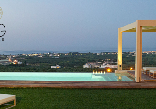 Δημιουργία App για Chania Luxury Beach Villas J&G
