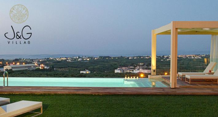 Δημιουργία App για Chania Luxury Beach Villas J&G