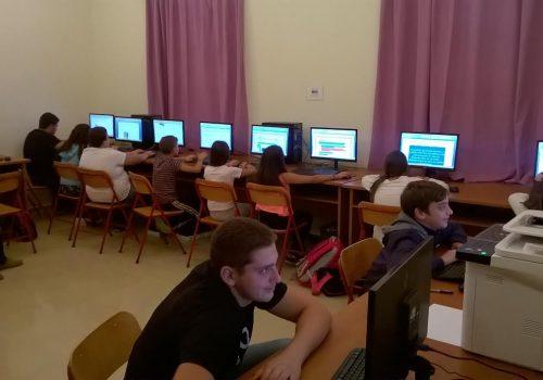 Εργαστήριο πληροφορικής Πολιτιστικού Συλλόγου Στύλου